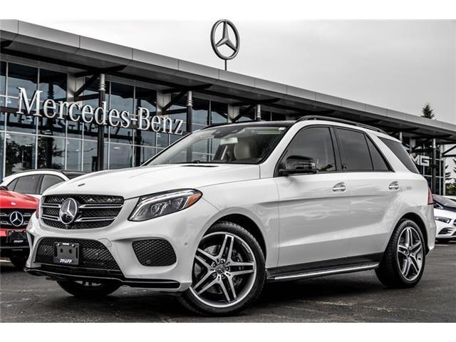 2017 Mercedes-Benz GLE 550 Base (Stk: 39219A) in Kitchener - Image 1 of 22