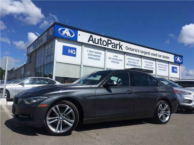2015 BMW 320i xDrive (Stk: 15-02935) in Brampton - Image 1 of 26