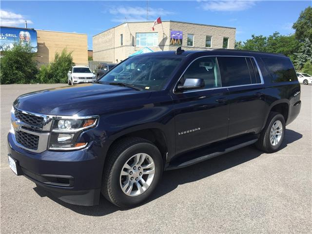 2018 Chevrolet Suburban LT (Stk: 579995) in Ottawa - Image 1 of 30