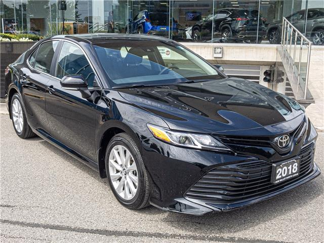 2018 Toyota Camry LE (Stk: 28706A) in Markham - Image 1 of 24