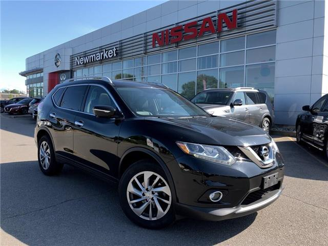 2014 Nissan Rogue SL (Stk: UN1010) in Newmarket - Image 1 of 22