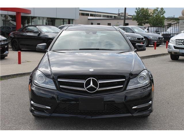 2014 Mercedes-Benz C-Class Base (Stk: 16936) in Toronto - Image 2 of 25