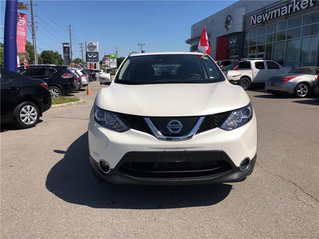 2019 Nissan Qashqai SL - Navi / Bluetooth / BlindSpot / Sunroof (Stk: UN995) in Newmarket - Image 8 of 24