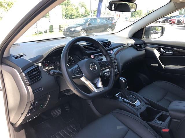 2019 Nissan Qashqai SL - Navi / Bluetooth / BlindSpot / Sunroof (Stk: UN995) in Newmarket - Image 9 of 24