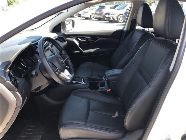 2019 Nissan Qashqai SL - Navi / Bluetooth / BlindSpot / Sunroof (Stk: UN995) in Newmarket - Image 10 of 24