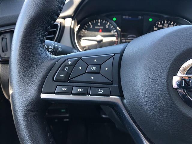 2019 Nissan Qashqai SL - Navi / Bluetooth / BlindSpot / Sunroof (Stk: UN995) in Newmarket - Image 12 of 24