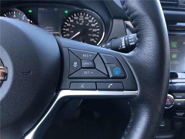 2019 Nissan Qashqai SL - Navi / Bluetooth / BlindSpot / Sunroof (Stk: UN995) in Newmarket - Image 13 of 24