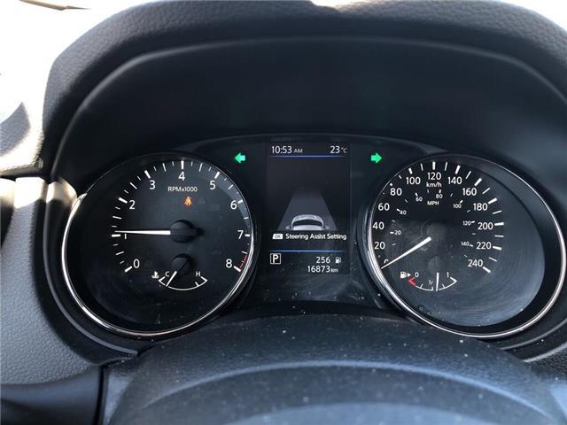 2019 Nissan Qashqai SL - Navi / Bluetooth / BlindSpot / Sunroof (Stk: UN995) in Newmarket - Image 14 of 24