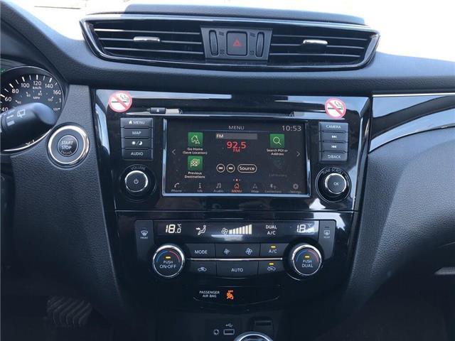 2019 Nissan Qashqai SL - Navi / Bluetooth / BlindSpot / Sunroof (Stk: UN995) in Newmarket - Image 15 of 24