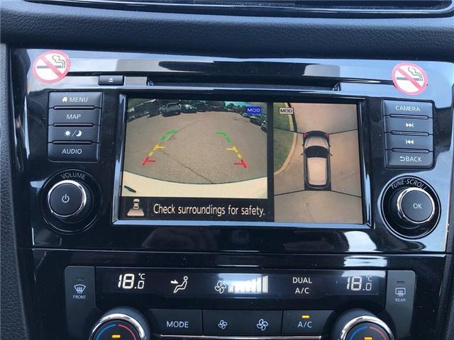 2019 Nissan Qashqai SL - Navi / Bluetooth / BlindSpot / Sunroof (Stk: UN995) in Newmarket - Image 16 of 24