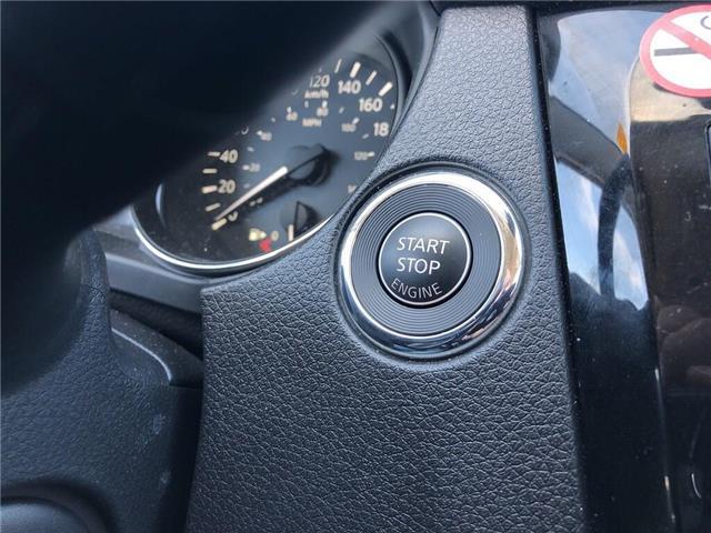 2019 Nissan Qashqai SL - Navi / Bluetooth / BlindSpot / Sunroof (Stk: UN995) in Newmarket - Image 18 of 24
