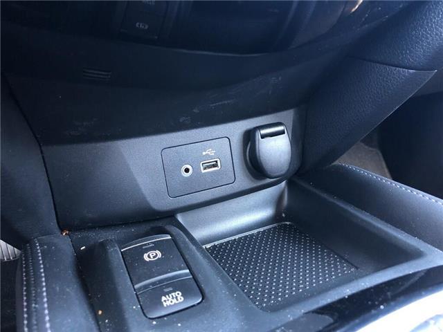 2019 Nissan Qashqai SL - Navi / Bluetooth / BlindSpot / Sunroof (Stk: UN995) in Newmarket - Image 20 of 24