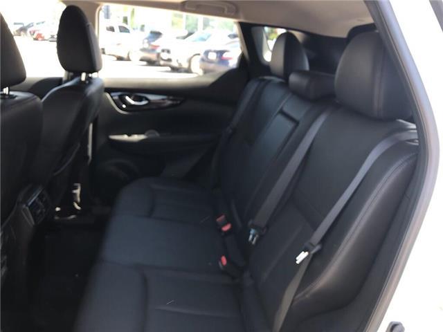 2019 Nissan Qashqai SL - Navi / Bluetooth / BlindSpot / Sunroof (Stk: UN995) in Newmarket - Image 23 of 24