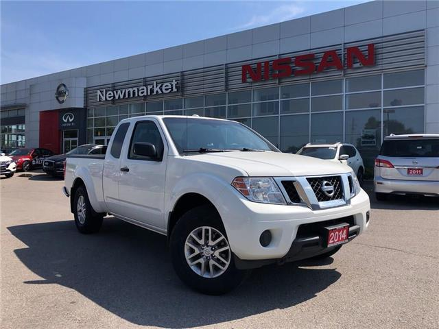 2014 Nissan Frontier SV - 4x4 / Bluetooth / Alloy / Cloth (Stk: UN969) in Newmarket - Image 1 of 25