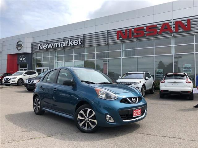 2015 Nissan Micra SR (Stk: 19R218A) in Newmarket - Image 1 of 22
