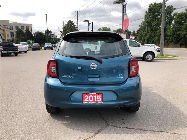2015 Nissan Micra SR (Stk: 19R218A) in Newmarket - Image 5 of 22