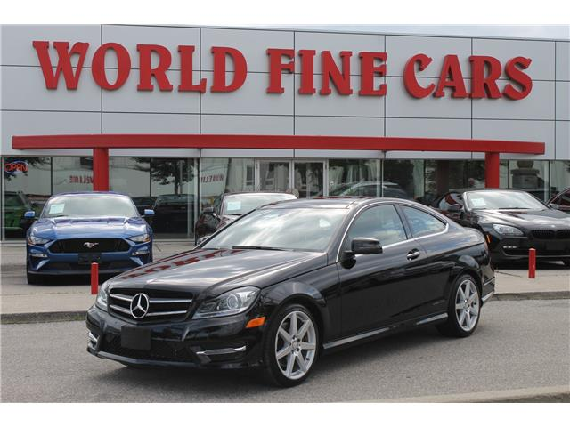 2014 Mercedes-Benz C-Class Base (Stk: 16936) in Toronto - Image 1 of 25