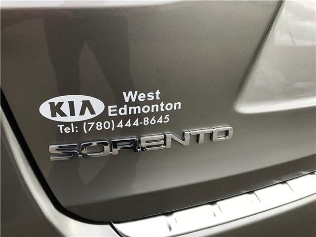 2016 Kia Sorento 3.3L SX+ (Stk: 21796A) in Edmonton - Image 9 of 27