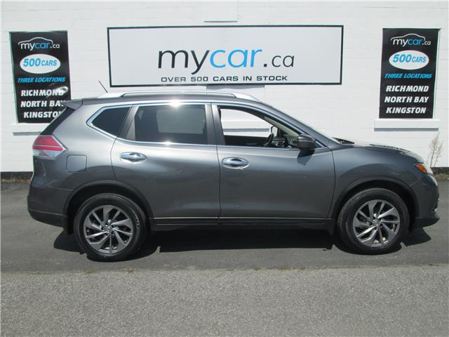 2015 Nissan Rogue SL (Stk: 191246) in Richmond - Image 2 of 20