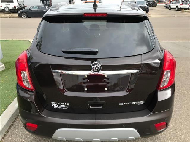 2014 Buick Encore Premium (Stk: 21212A) in Edmonton - Image 7 of 26