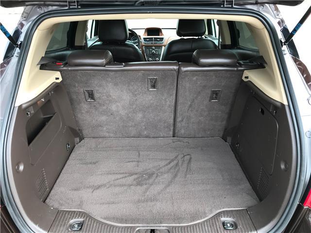 2014 Buick Encore Premium (Stk: 21212A) in Edmonton - Image 9 of 26