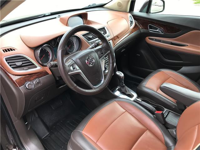 2014 Buick Encore Premium (Stk: 21212A) in Edmonton - Image 11 of 26