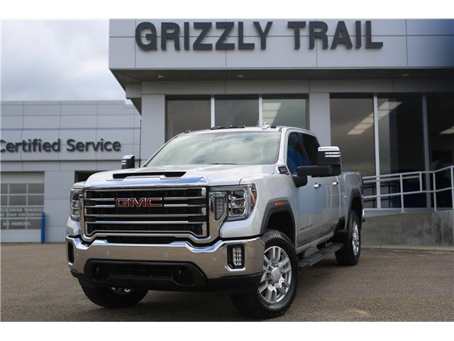 2020 GMC Sierra 3500HD SLT (Stk: 58404) in Barrhead - Image 1 of 48
