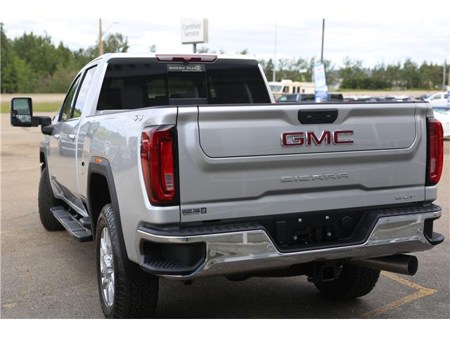 2020 GMC Sierra 3500HD SLT (Stk: 58404) in Barrhead - Image 3 of 48