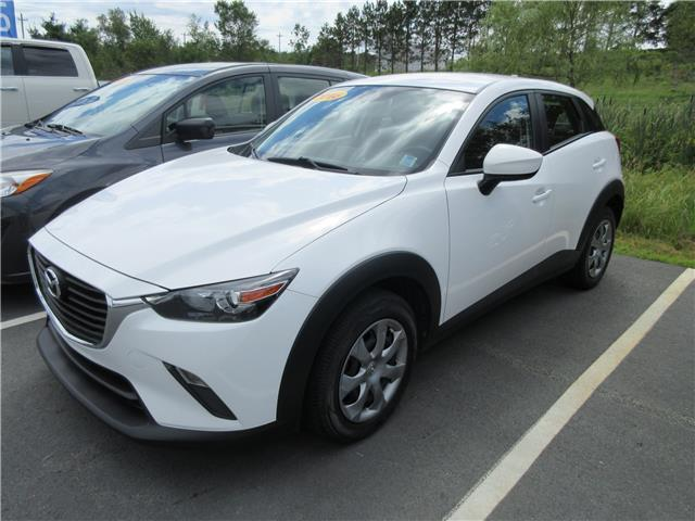 2016 Mazda CX-3 GX (Stk: 19136B) in Hebbville - Image 1 of 1