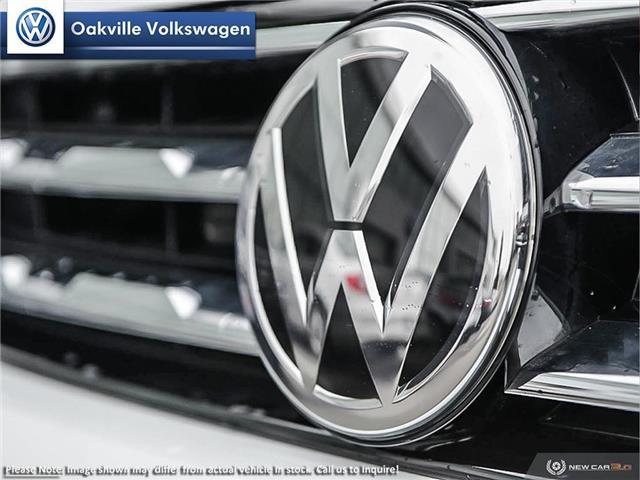 2019 Volkswagen Tiguan Comfortline (Stk: 21573) in Oakville - Image 9 of 23