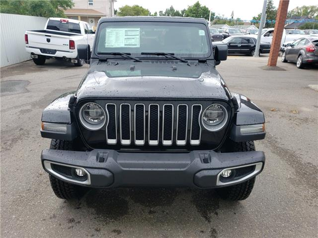 2020 Jeep JEEP WRANGLER UNLIMITED SAHARA - (Stk: 15697) in Fort Macleod - Image 2 of 21