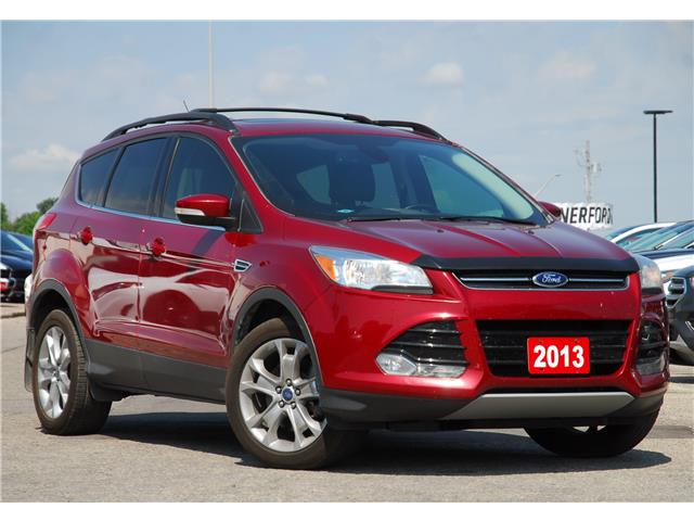 2013 Ford Escape SEL (Stk: 148440AX) in Kitchener - Image 1 of 5
