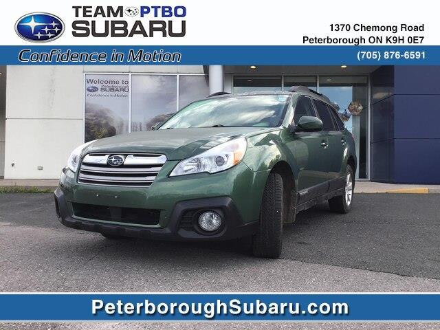 2014 Subaru Outback  (Stk: S3968B) in Peterborough - Image 1 of 20