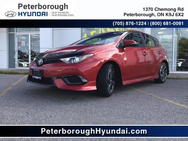 2017 Toyota Corolla iM Base (Stk: HP0132) in Peterborough - Image 1 of 23