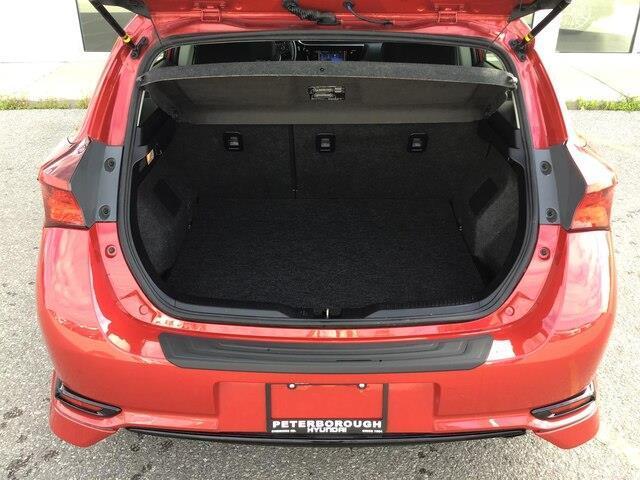 2017 Toyota Corolla iM Base (Stk: HP0132) in Peterborough - Image 23 of 23