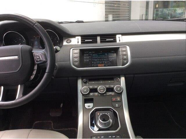 2016 Land Rover Range Rover Evoque SE (Stk: 13418A) in Gloucester - Image 19 of 27