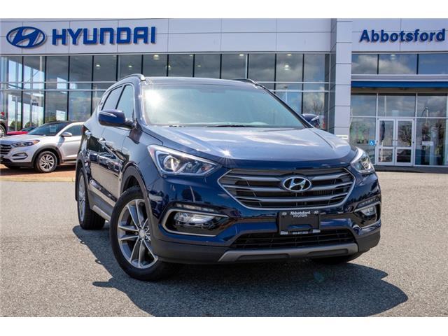 2017 Hyundai Santa Fe Sport 2.0T Limited (Stk: KF110713A) in Abbotsford - Image 1 of 27