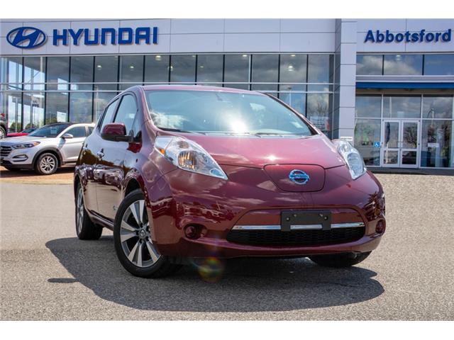 2016 Nissan LEAF SV (Stk: KK047735A) in Abbotsford - Image 1 of 21
