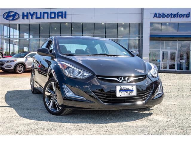 2015 Hyundai Elantra GLS (Stk: KK345644A) in Abbotsford - Image 1 of 22