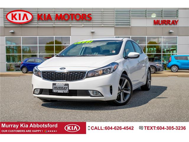 2017 Kia Forte SX (Stk: FR96546A) in Abbotsford - Image 1 of 22