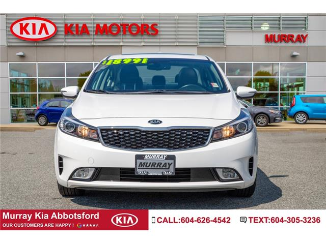 2017 Kia Forte SX (Stk: FR96546A) in Abbotsford - Image 2 of 22