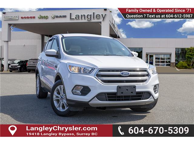 2017 Ford Escape SE (Stk: EE910560A) in Surrey - Image 1 of 24