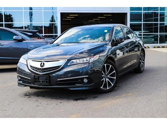 2015 Acura TLX Elite (Stk: 18748A) in Ottawa - Image 1 of 12
