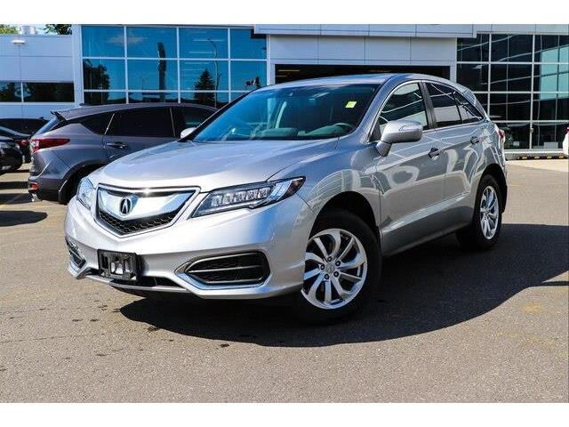 2017 Acura RDX Tech (Stk: P18733) in Ottawa - Image 1 of 10