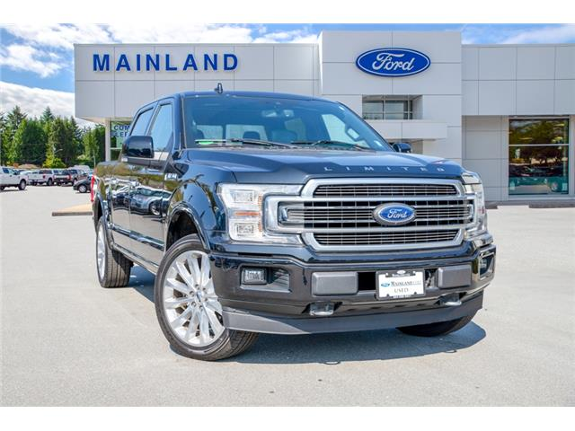 2018 Ford F-150 Limited (Stk: P4503) in Vancouver - Image 1 of 30