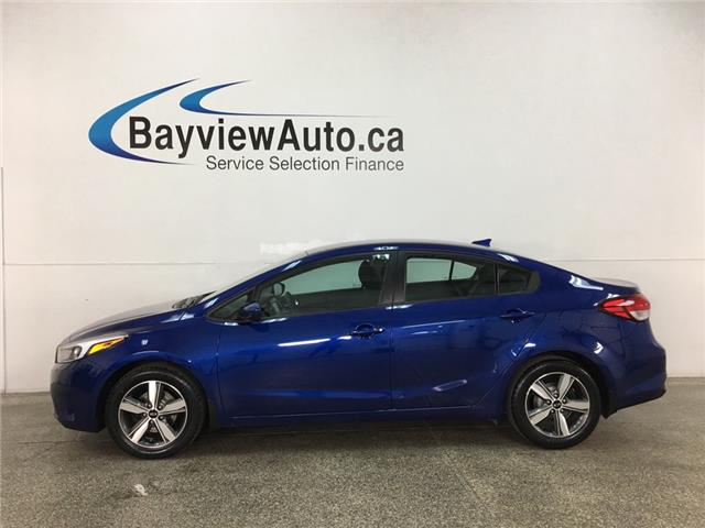 2018 Kia Forte LX (Stk: 35496R) in Belleville - Image 1 of 25