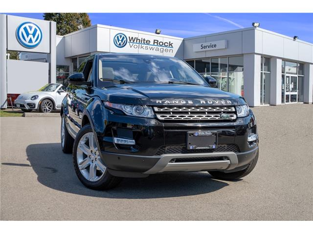 2015 Land Rover Range Rover Evoque Pure Plus (Stk: KA549621A) in Vancouver - Image 1 of 28