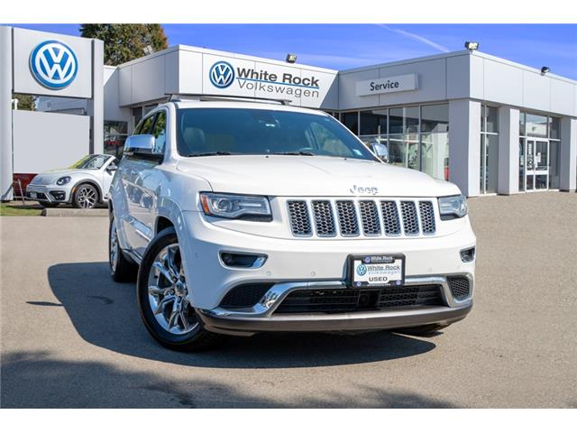 2014 Jeep Grand Cherokee Summit (Stk: KA563553A) in Vancouver - Image 1 of 29