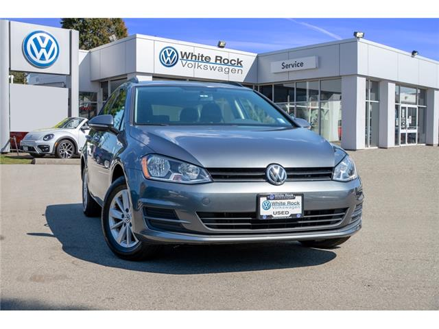 2015 Volkswagen Golf Sportwagon 1.8 TSI Trendline 3VWC17AU1FM514690 VW0922 in Vancouver