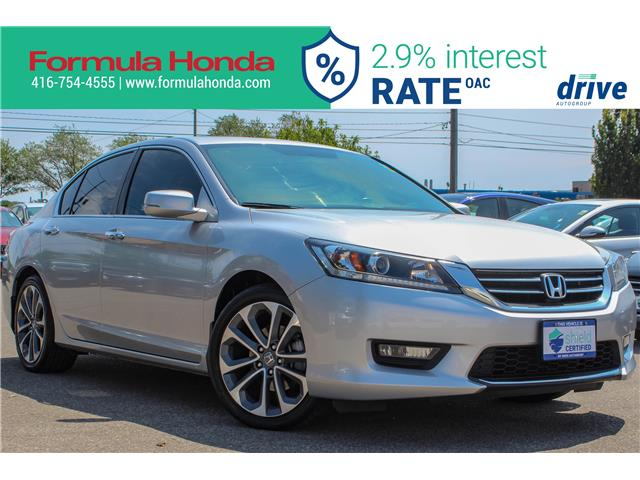 2015 Honda Accord Sport (Stk: B11358) in Scarborough - Image 1 of 29